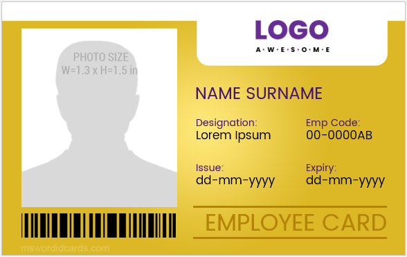 Event id badges