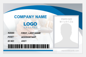 100 Modern Id Badge Id Card Templates For Free